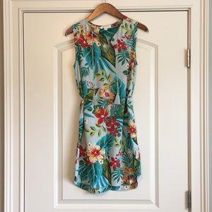 Tropical dress XS BeachLunchLounge
